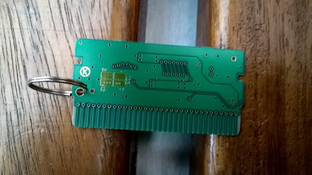 Gameboy Cartridge Keyring