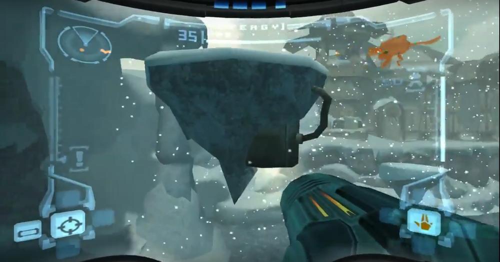 Metroid Prime Phendrana Drifts