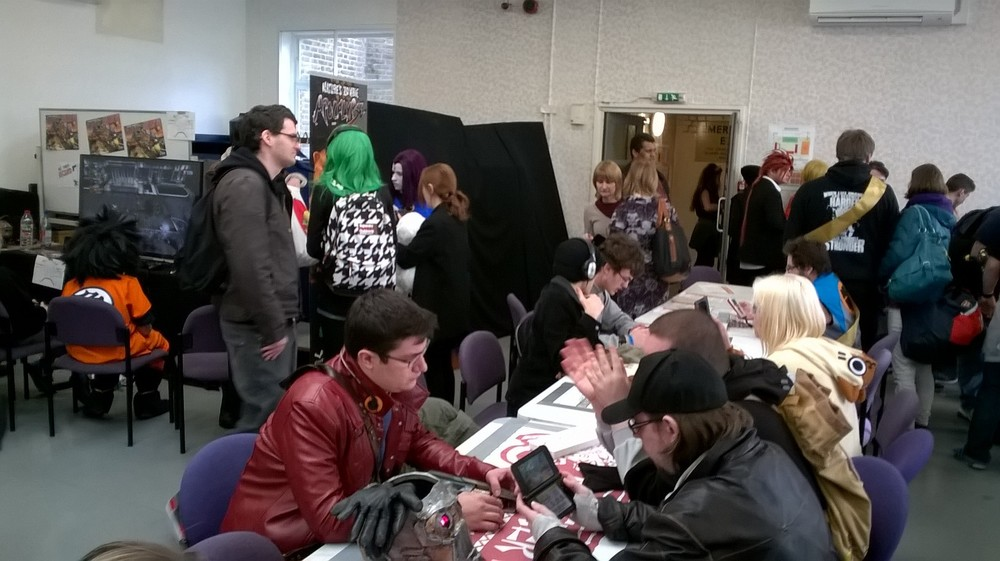 London Anime and Gaming Con 2016