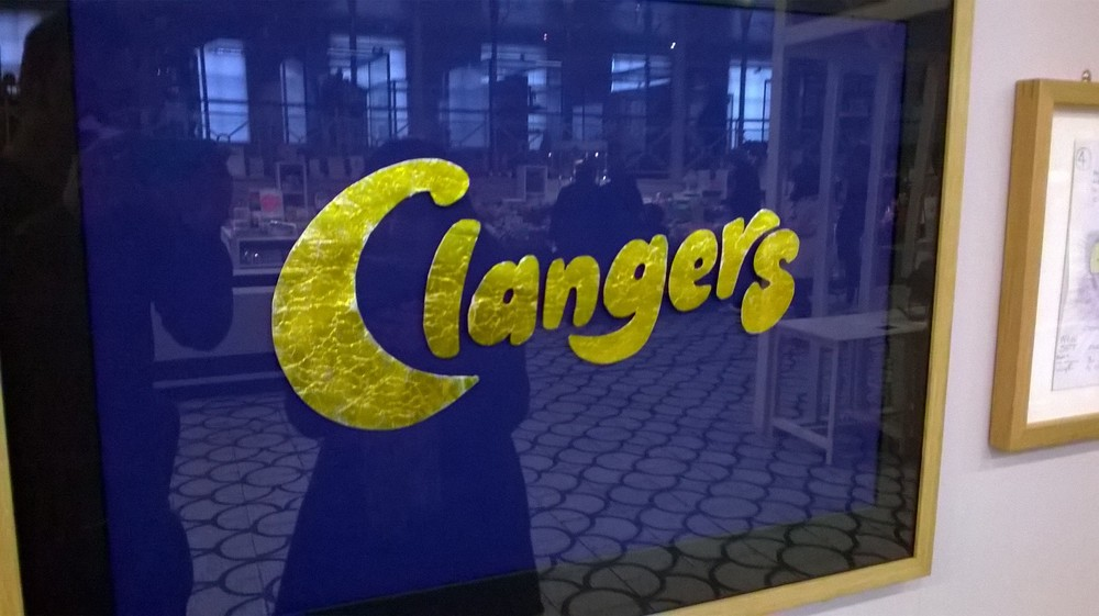 Clangers Original Title Card