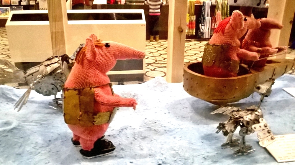 Clangers Models