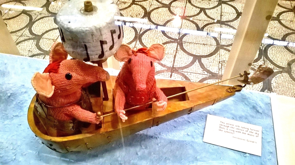 The Clangers Original Models