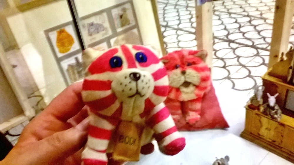My Bagpuss Vs the Original