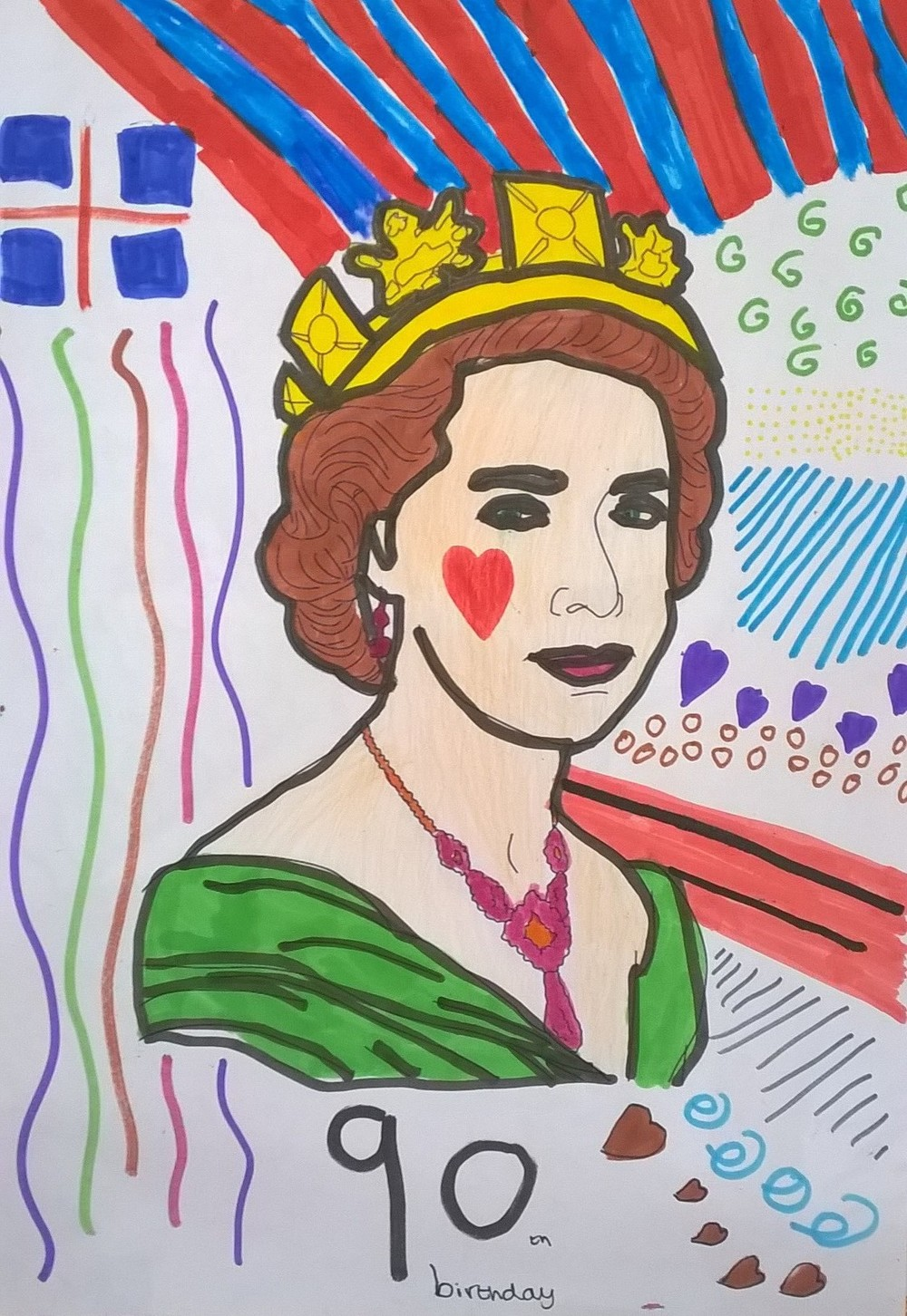 Pop Art Queen