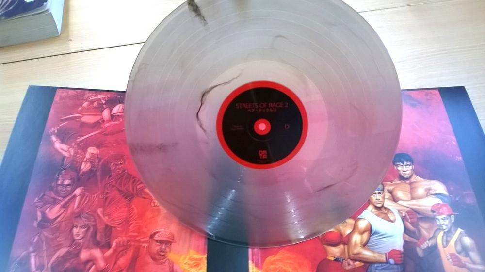 Streets of Rage 2 Vinyl