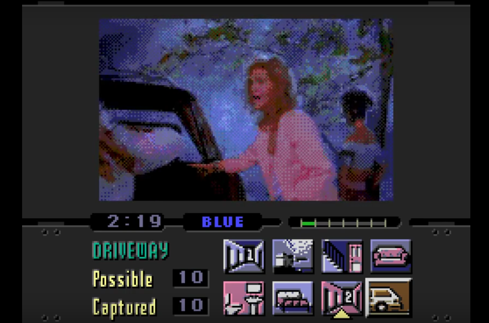 Night Trap looked to be bring a new maturity to gaming- it didn't do very well.