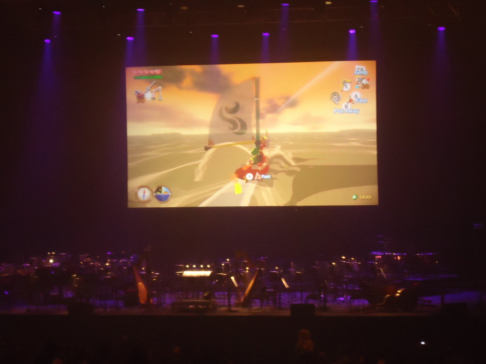 The Legend of Zelda: Symphony of the Goddesses Concert