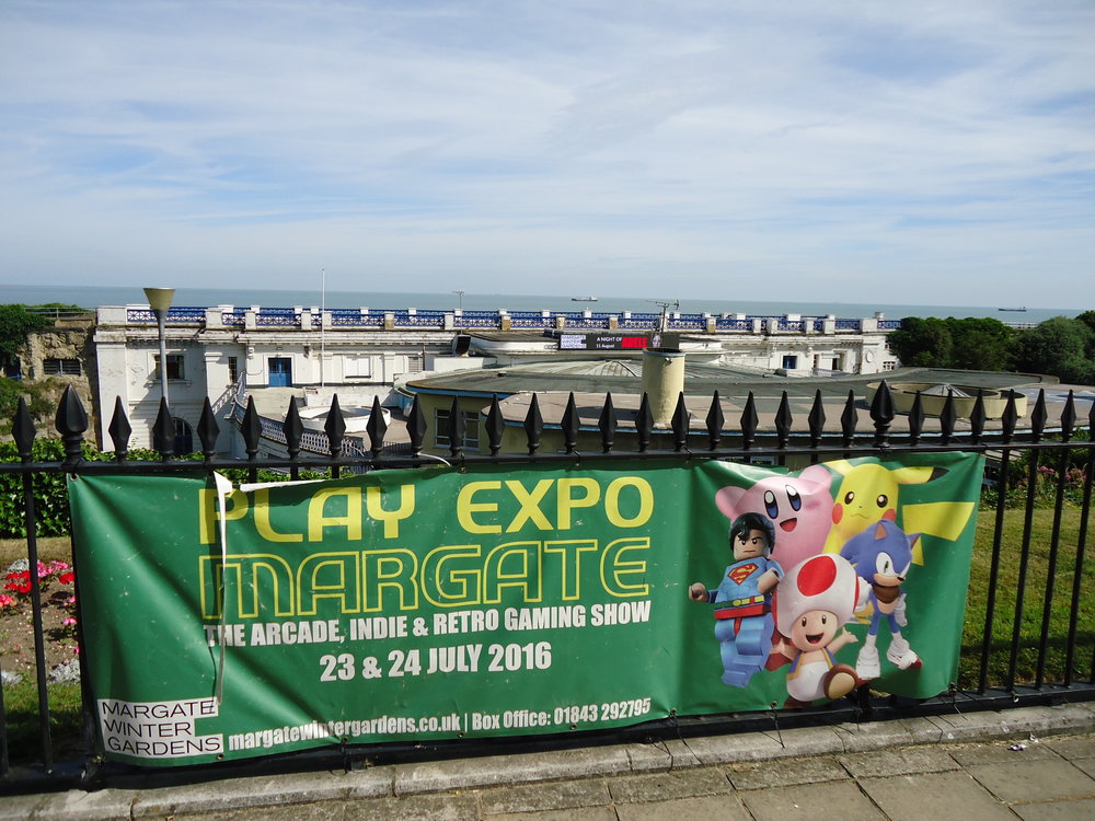PLAY Expo Margate