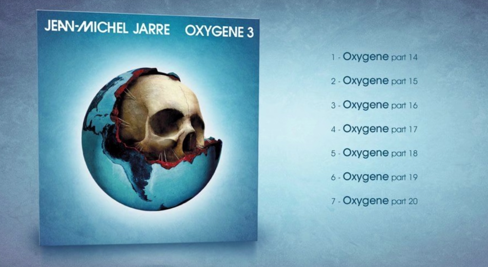 Oxygene © Jean Michel Jarre / Polydor / Sony Music