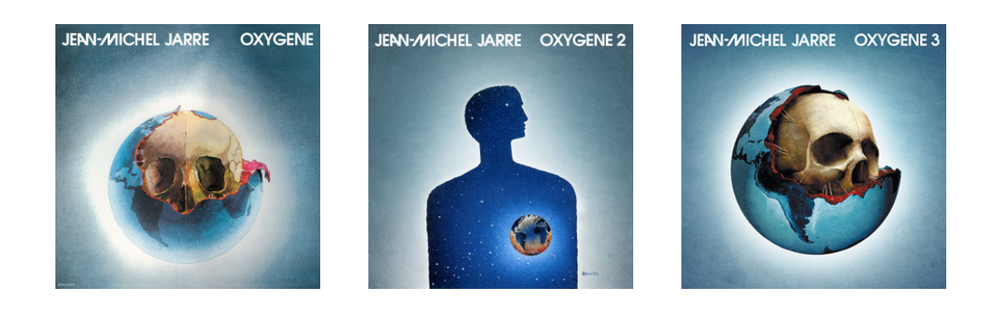 Oxygene 17 © Jean Michel Jarre / Polydor / Sony Music
