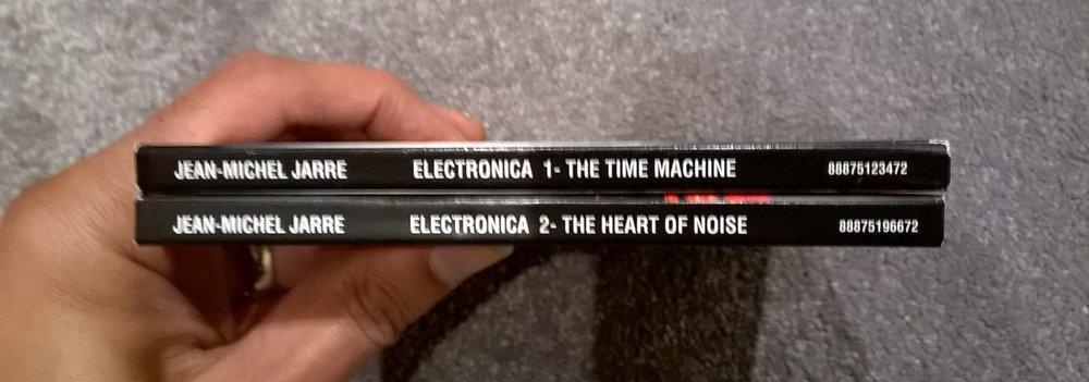 Jean Michel Jarre Electronica