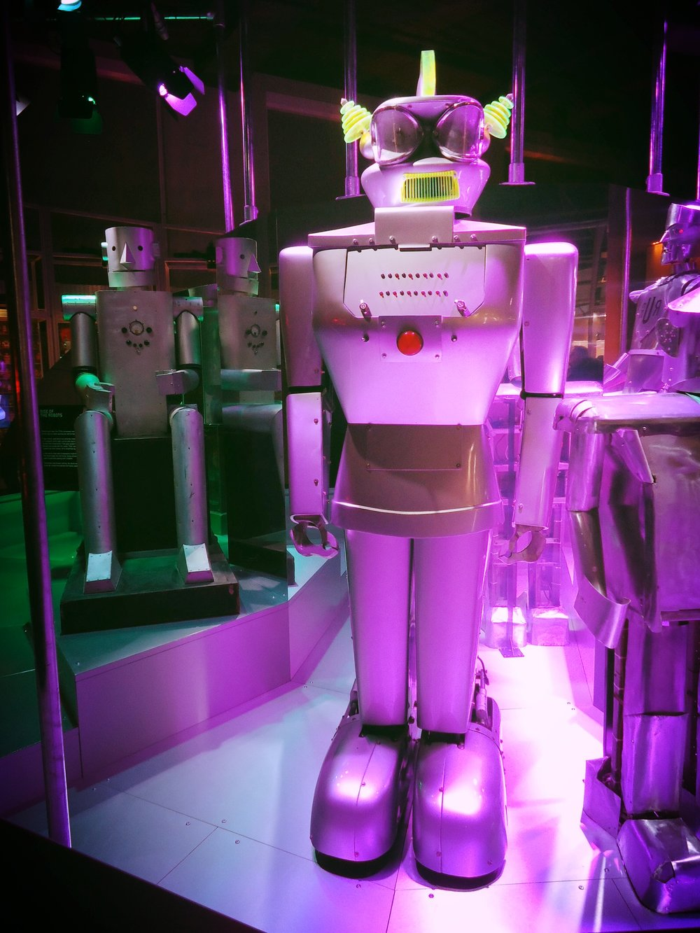 Robot Exhibition @ScienceMuseum