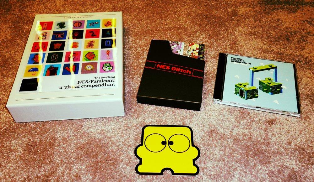 The Unofficial NES/ Famicom Visual Compendium