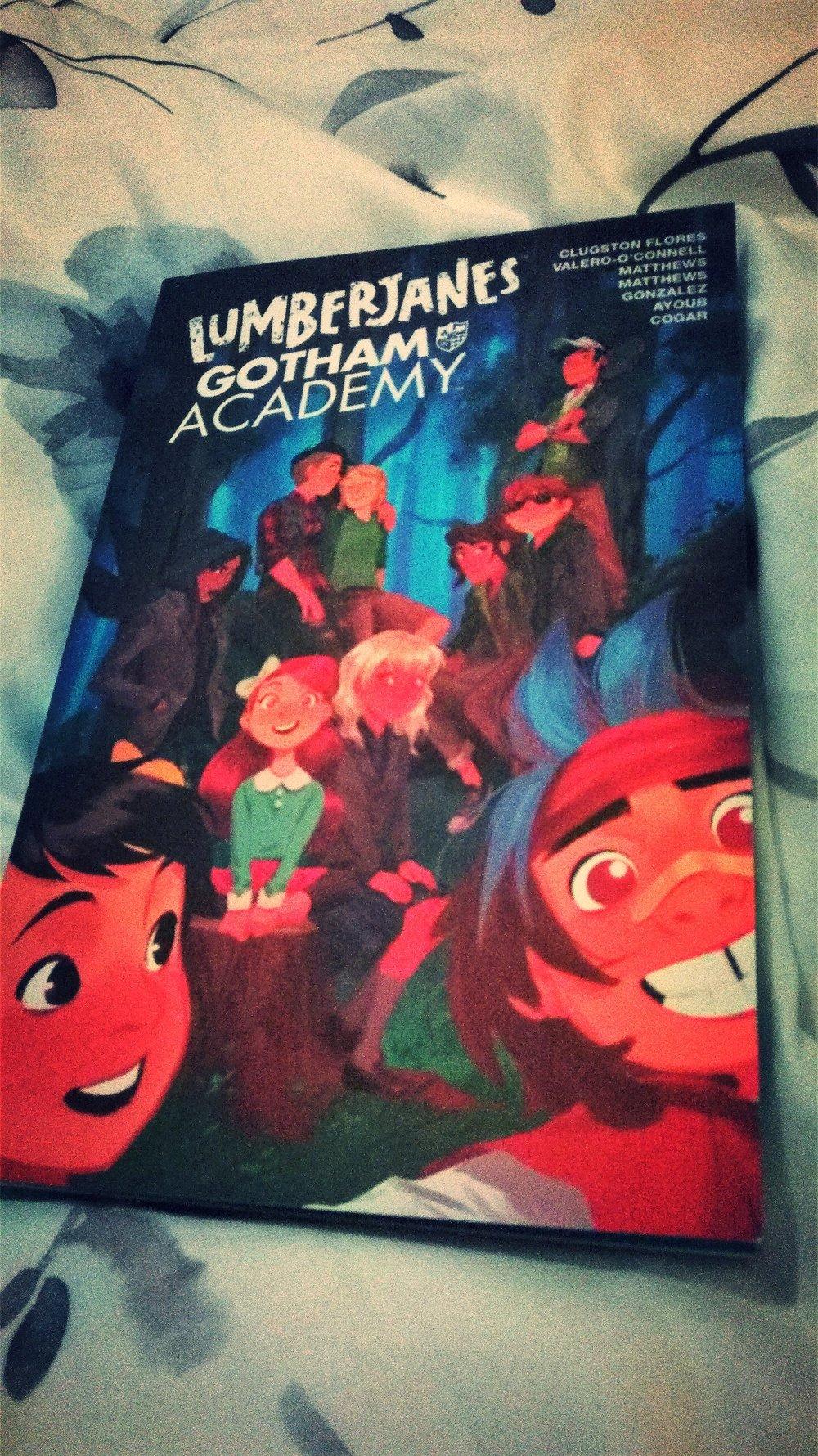 Lumberjanes/ Gotham Academy