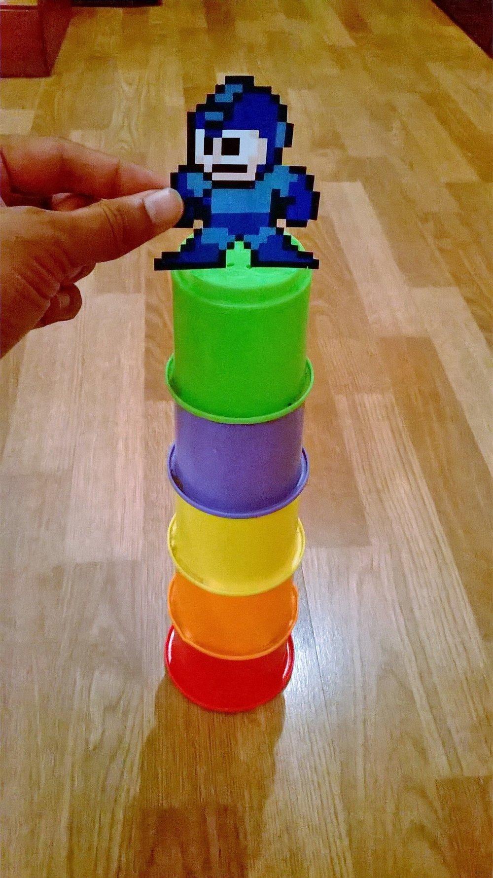 Megaman Papercut