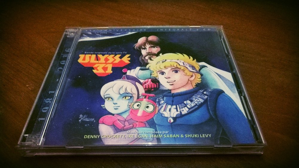 Ulysses 31 Soundtrack