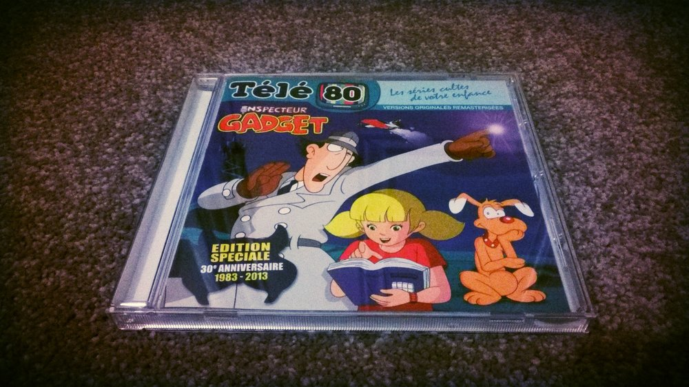 Inspector Gadget Soundtrack