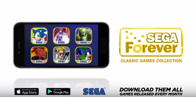Sega Forever