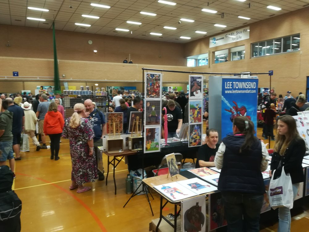 Tonbridge Comic-Con
