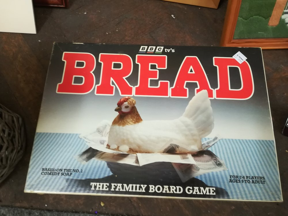 This Bread game costs a lot of dough