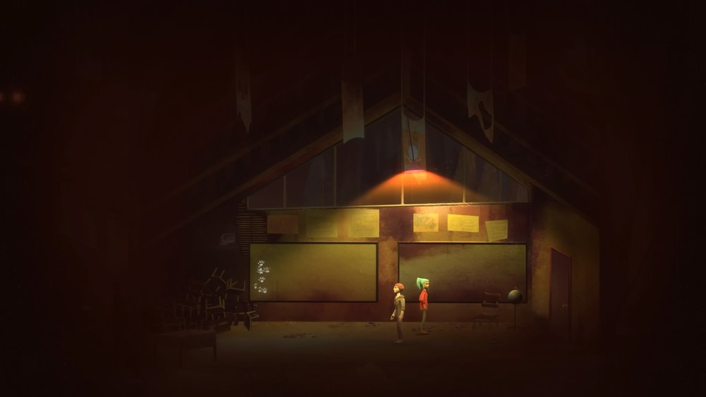 Oxenfree Video Game © Night School Studio