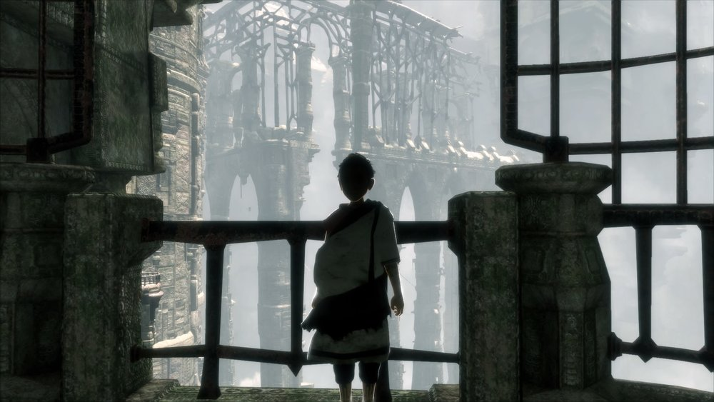 The Last Guardian © SIE Japan Studio, Sony Interactive Entertainment