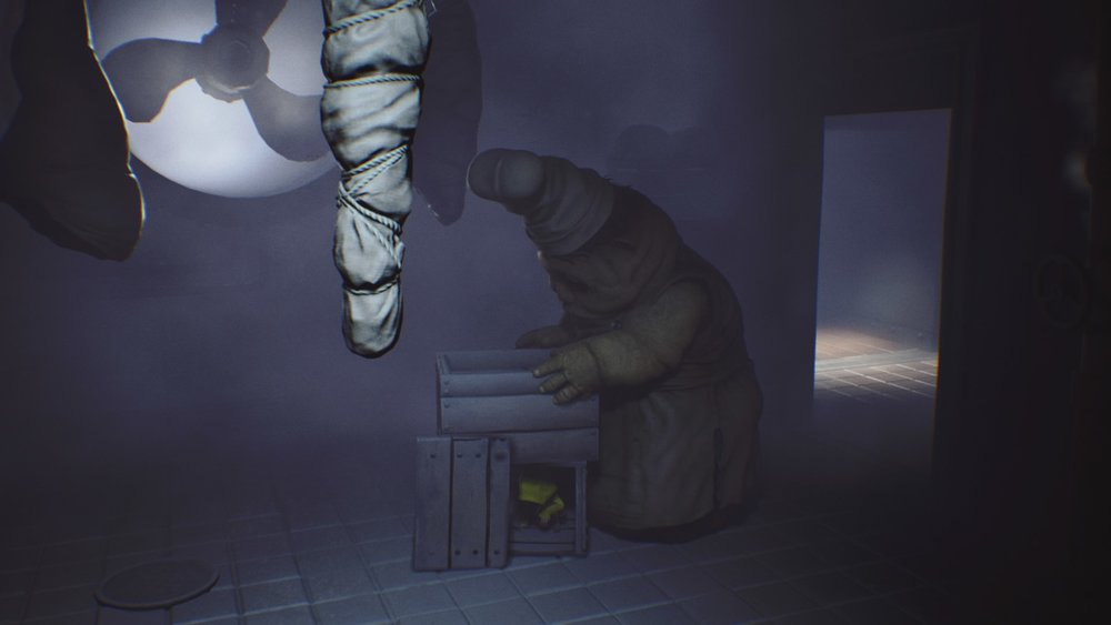 Little Nightmares © Tarsier Studios/ Bandai Namco Entertainment