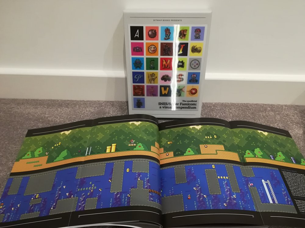 The Unofficial SNES/ Super Nintendo Visual Compendium