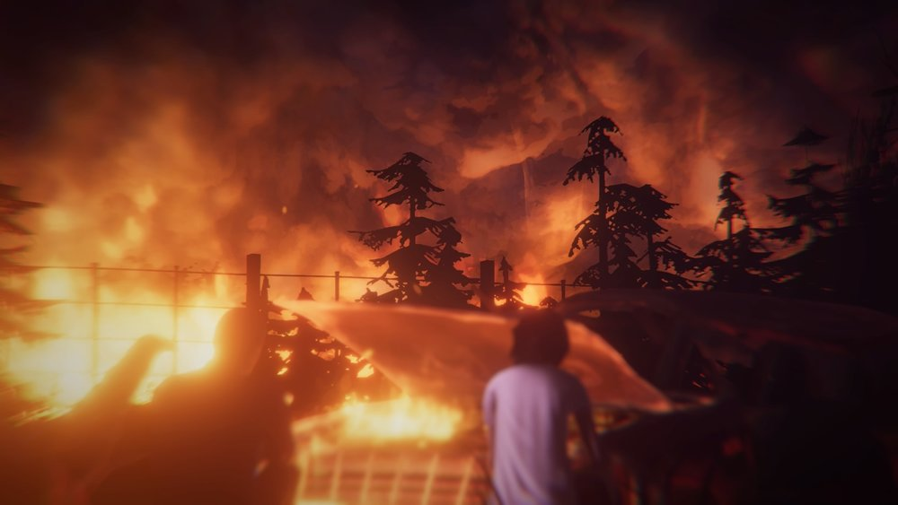 Life is Strange:Before the Storm © Deck Nine, Square Enix