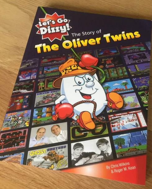 Let's Go Dizzy: The Story of the Oliver Twins