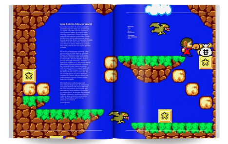 Alex Kid In Miracle World Sega Master System Visual Compendium
