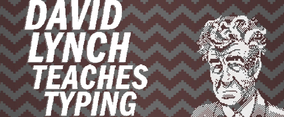 David Lych Teaches Typing