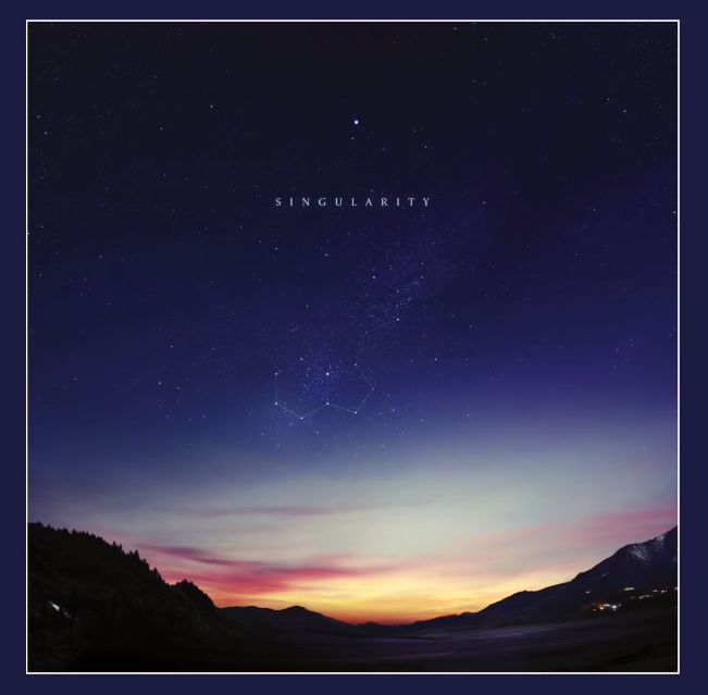 Singularity Album Jon Hopkins