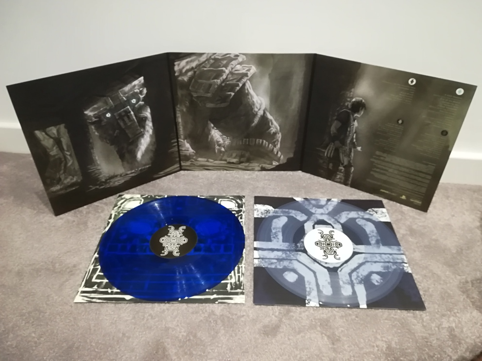 Shadow of the Colossus Soundtrack on Vinyl