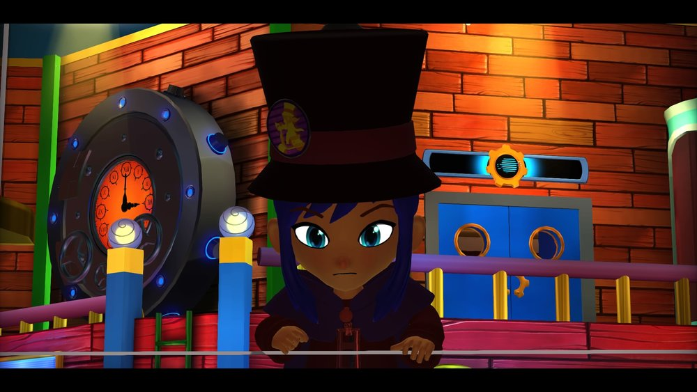 A Hat In Time © Gears For Breakfast