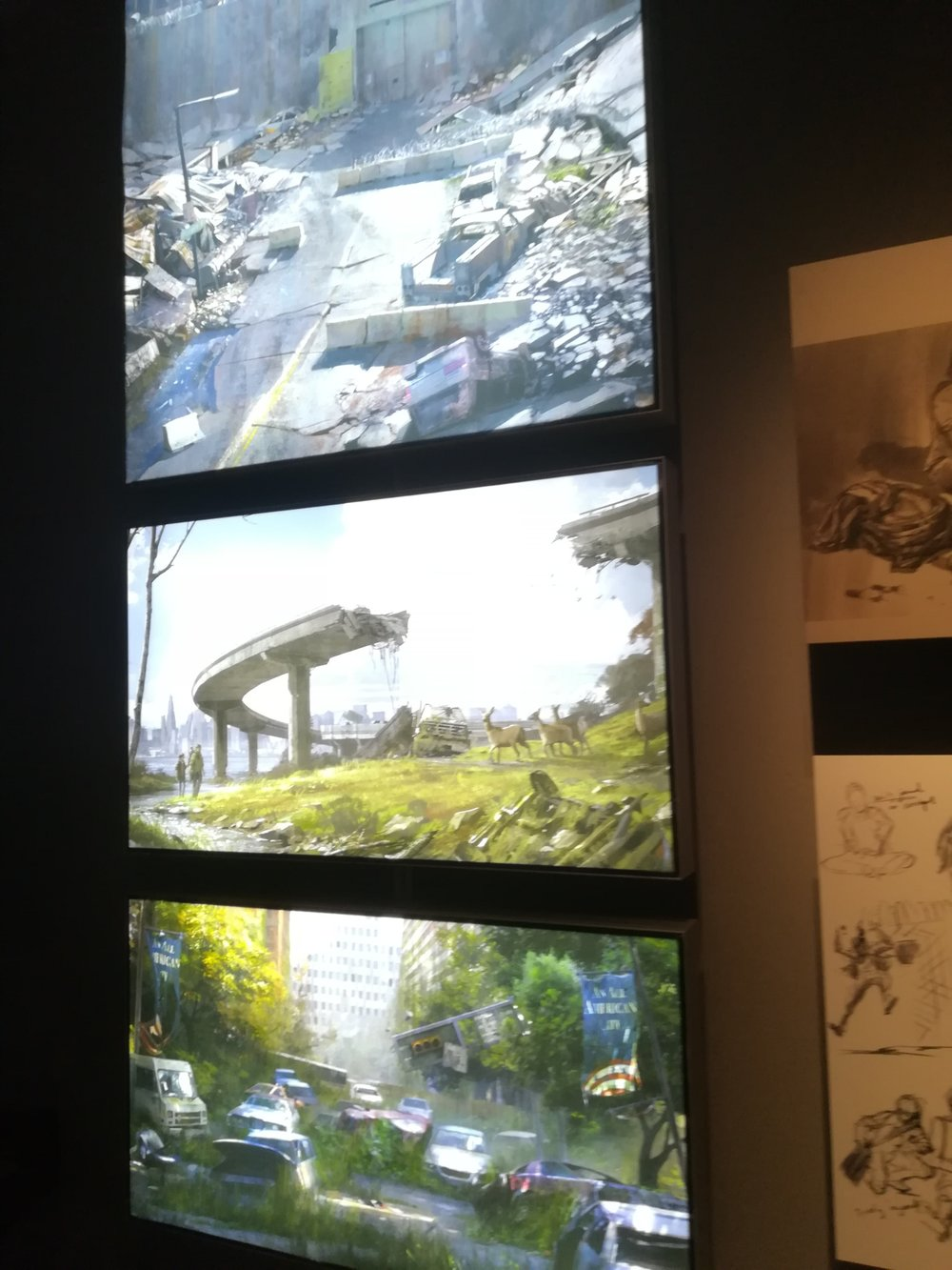 V and A Video Games: Design/ Play/ Disrupt- The Last Of Us