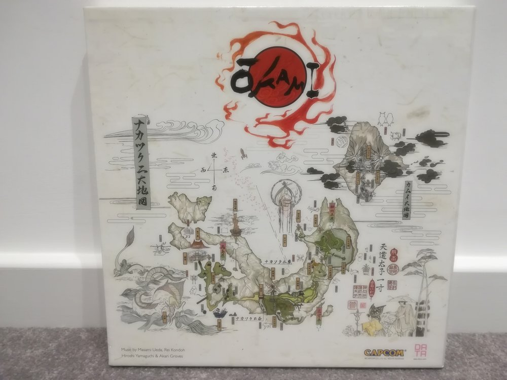 Okami Soundtrack on Vinyl