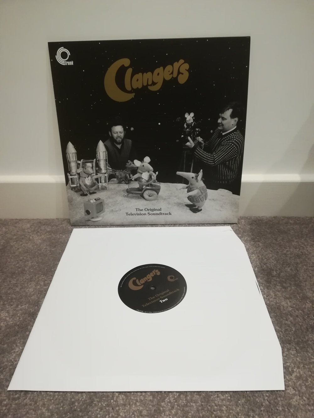 Clangers Soundtrack on Vinyl