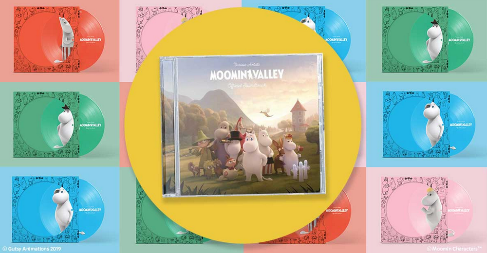 Moomin Valley Soundtrack
