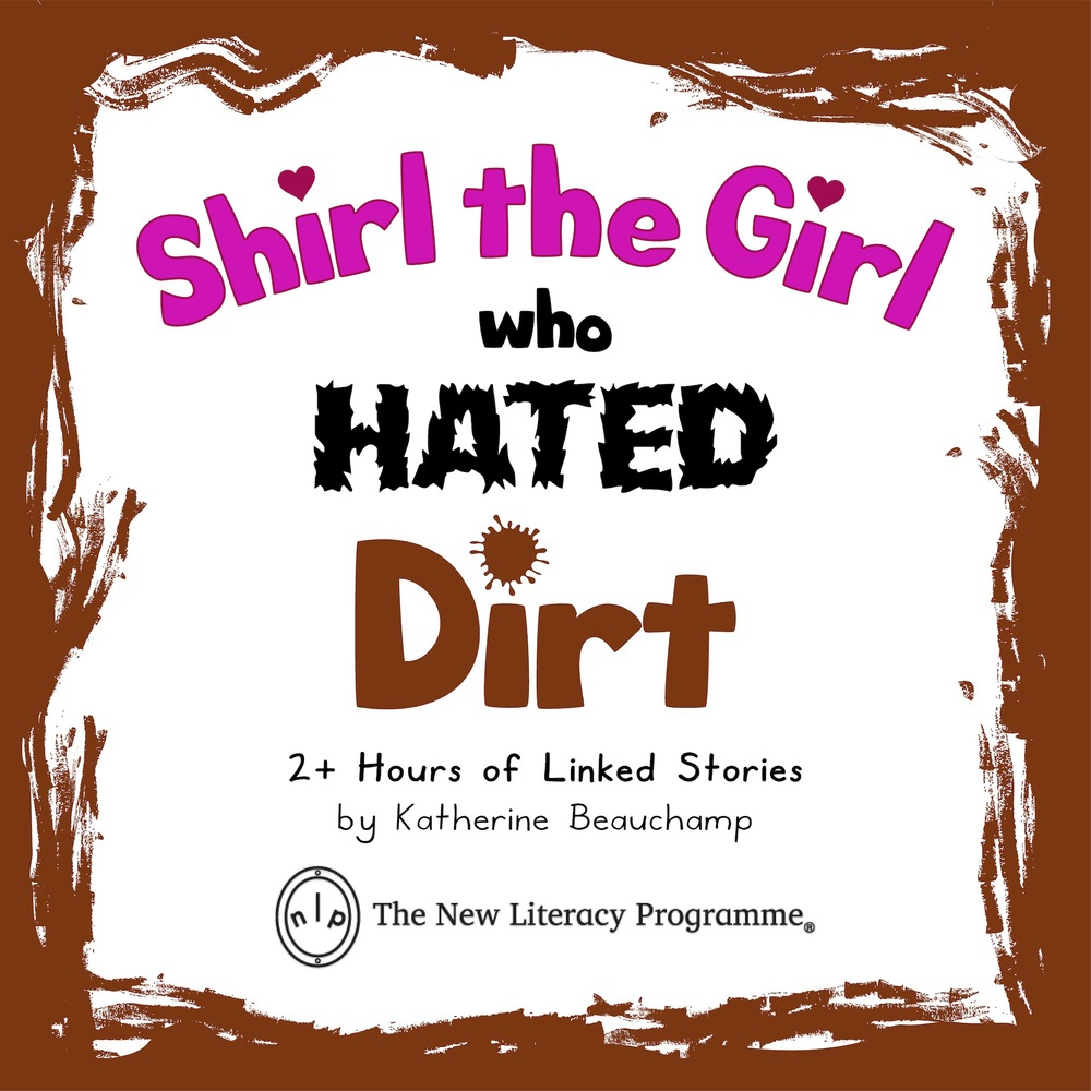 "Cd cover for ""Shirl the Girl who Hated Dirt"""
