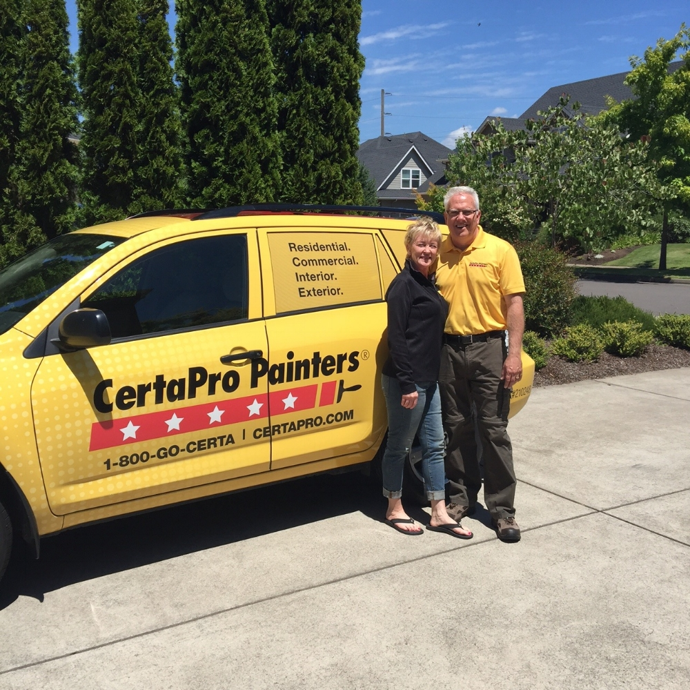 AN ELUSIVE GOAL FOR ALMOST EVERYONE, EUGENE COUPLE FINDS