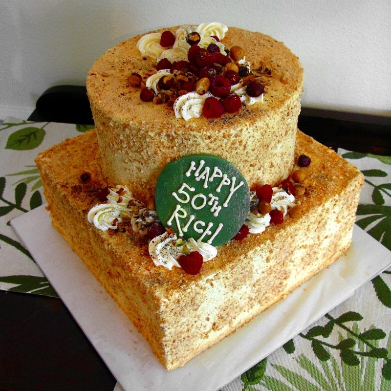 Rich's Birthday Cake.JPG