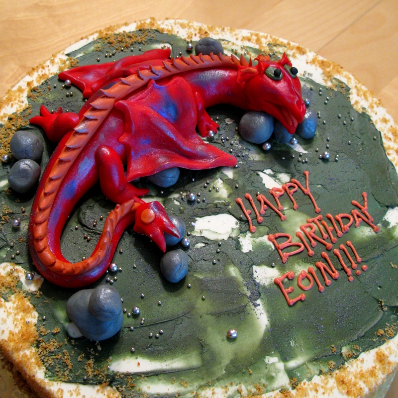 Dragon Birthday Cake.JPG