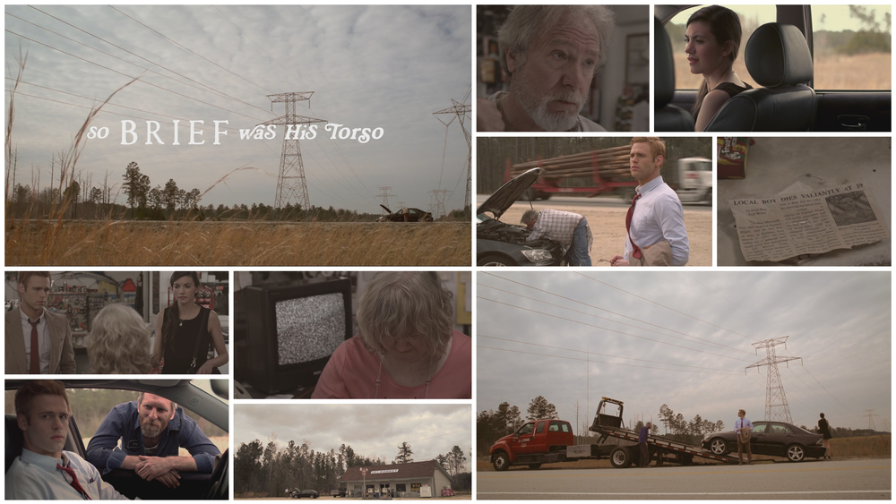 A few screenshots from the film.