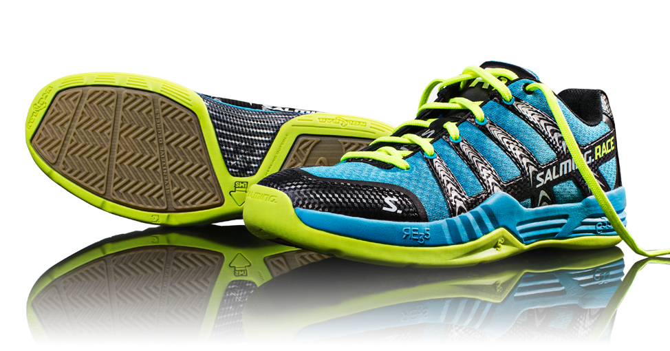 Salming Race R1.    Official Team Shoe of Carolina Team Handball.