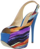 Luichiny Women's Too Much Fun Platform Sandal