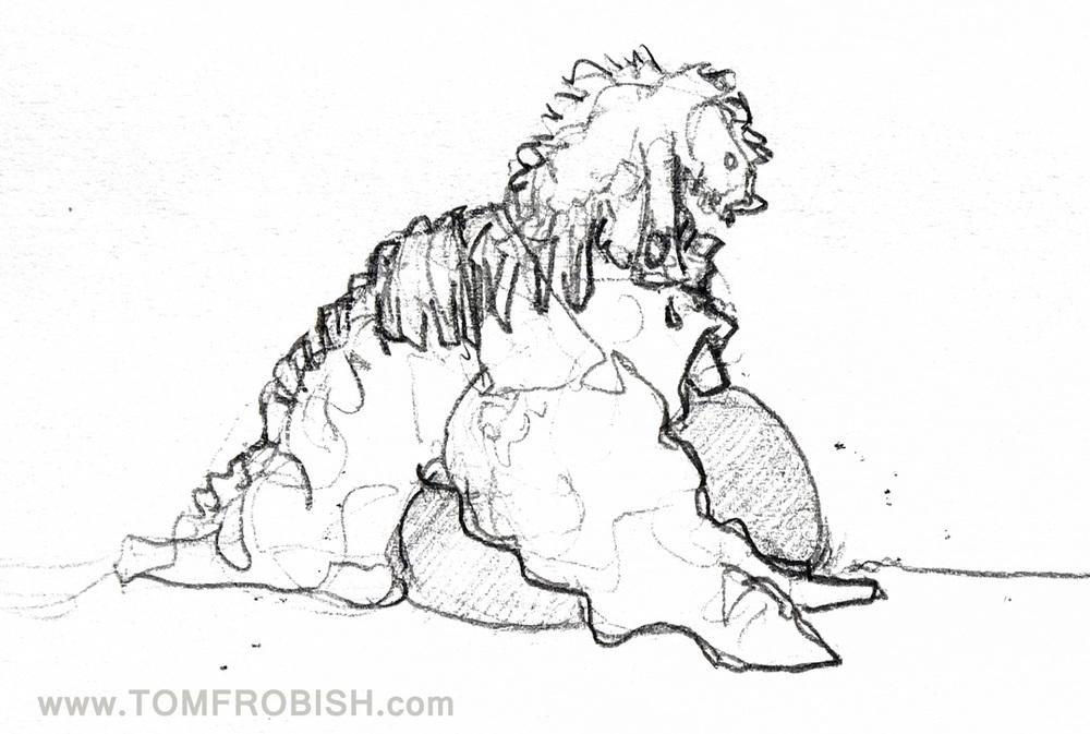 Jonimbo Sketch