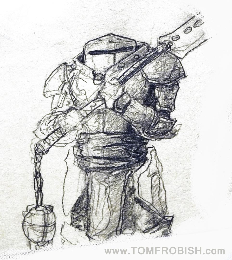 Bulky Knight