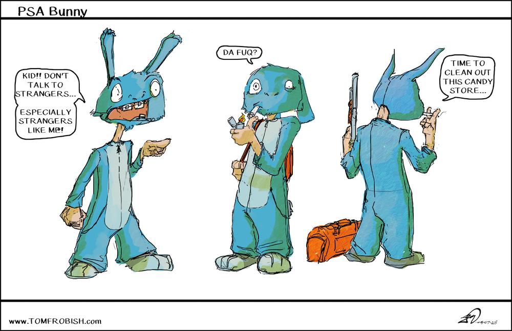 PSA Bunny