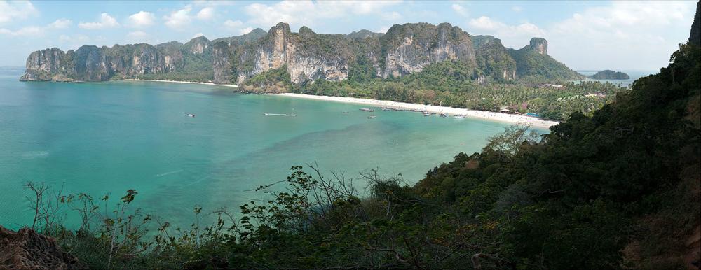 Railay Beach West, Krabi VIEW FULLSCREEN